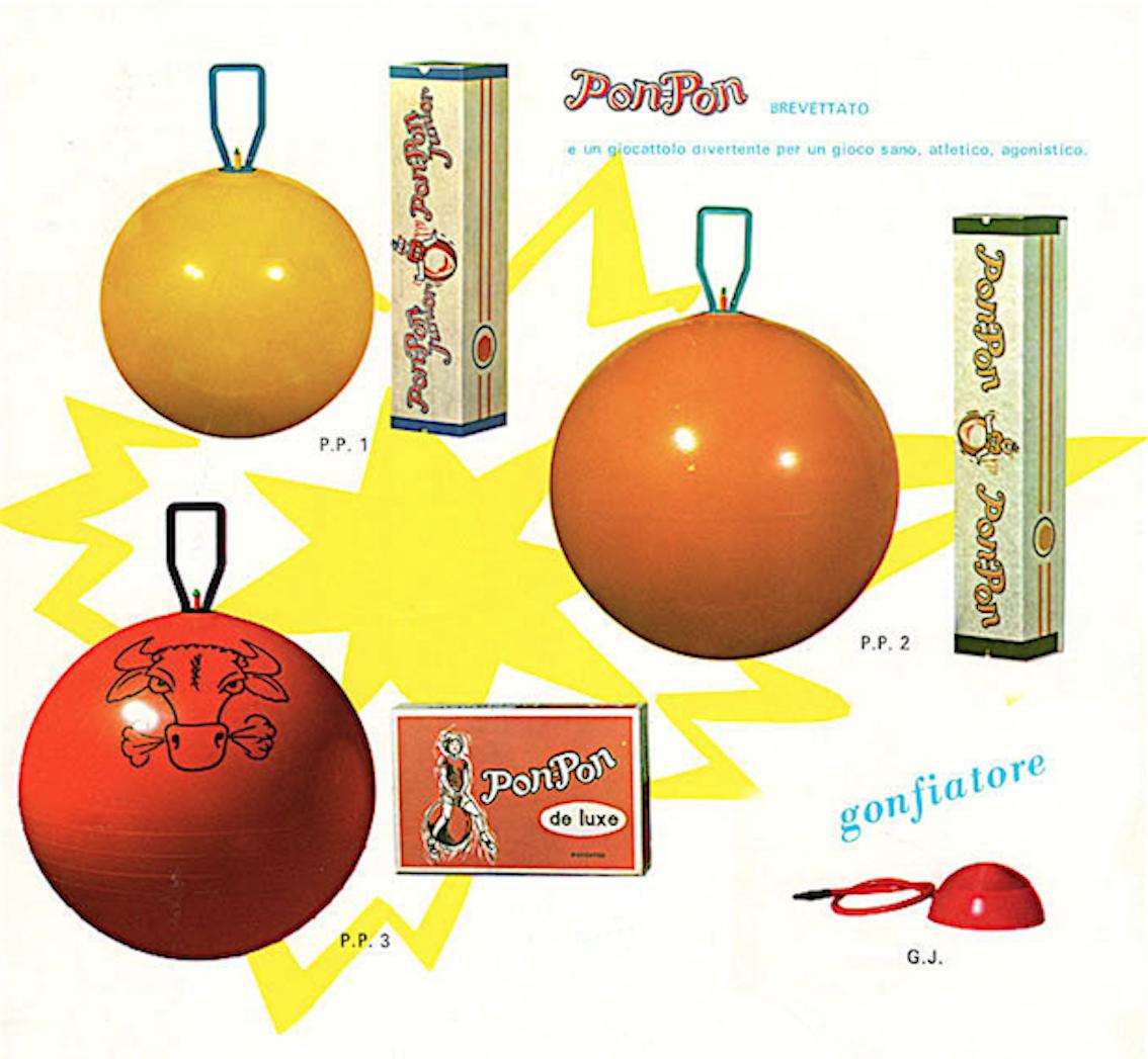 pallone pon pon