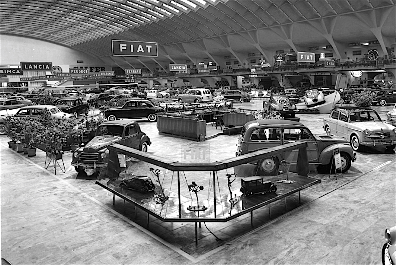 salone dell'automobile di torino