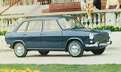 Storia dell'auto: AUTOBIANCHI PRIMULA – (1964/1970)