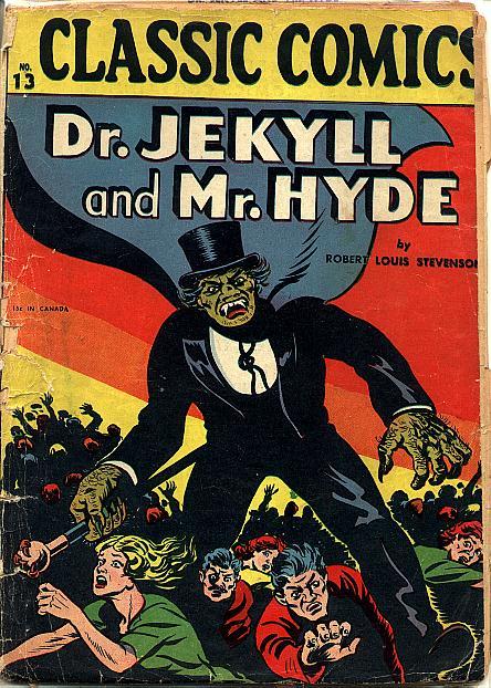JECKILL-fumetti