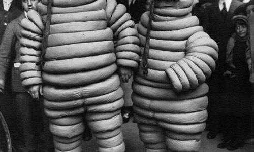 BIBENDUM … l' Omino Michelin – (dal 1894)