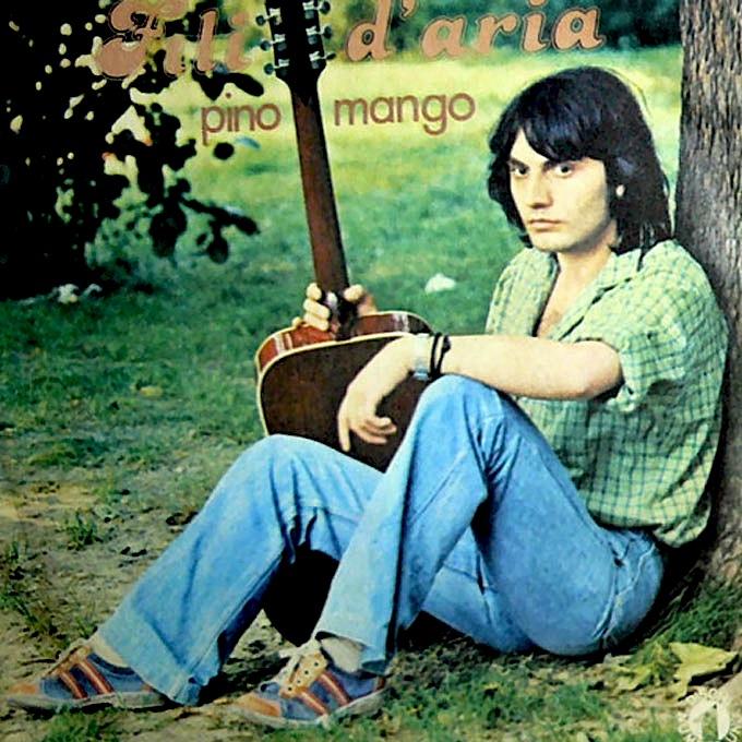 1977 - Pino Mango - Fili d'aria