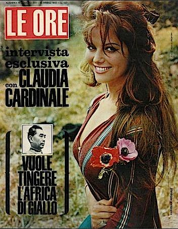 Le_ore_rivista_copertina_claudia_cardinale
