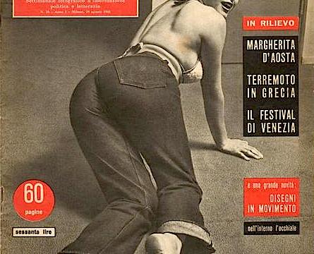LE ORE (della settimana) – Rivista – (1953/1996)