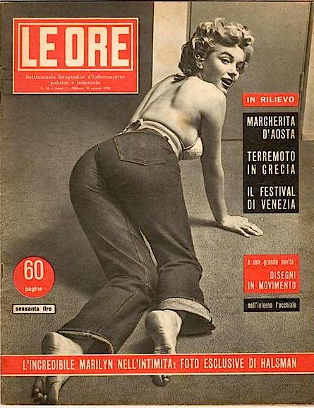 Le_ore_rivista_copertina_monroe_1953