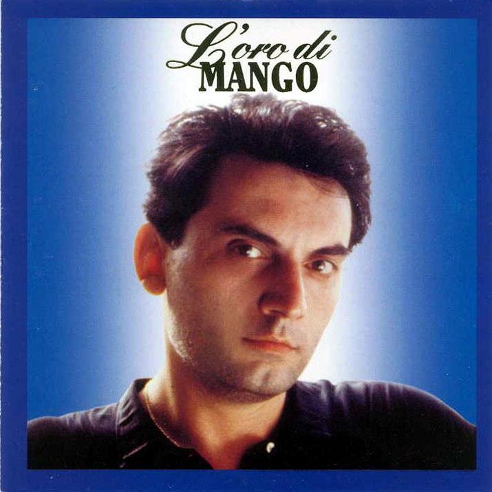 Mango - L'Oro Di Mango - Front