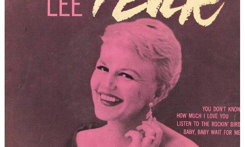 FEVER – Peggy Lee – (1958)