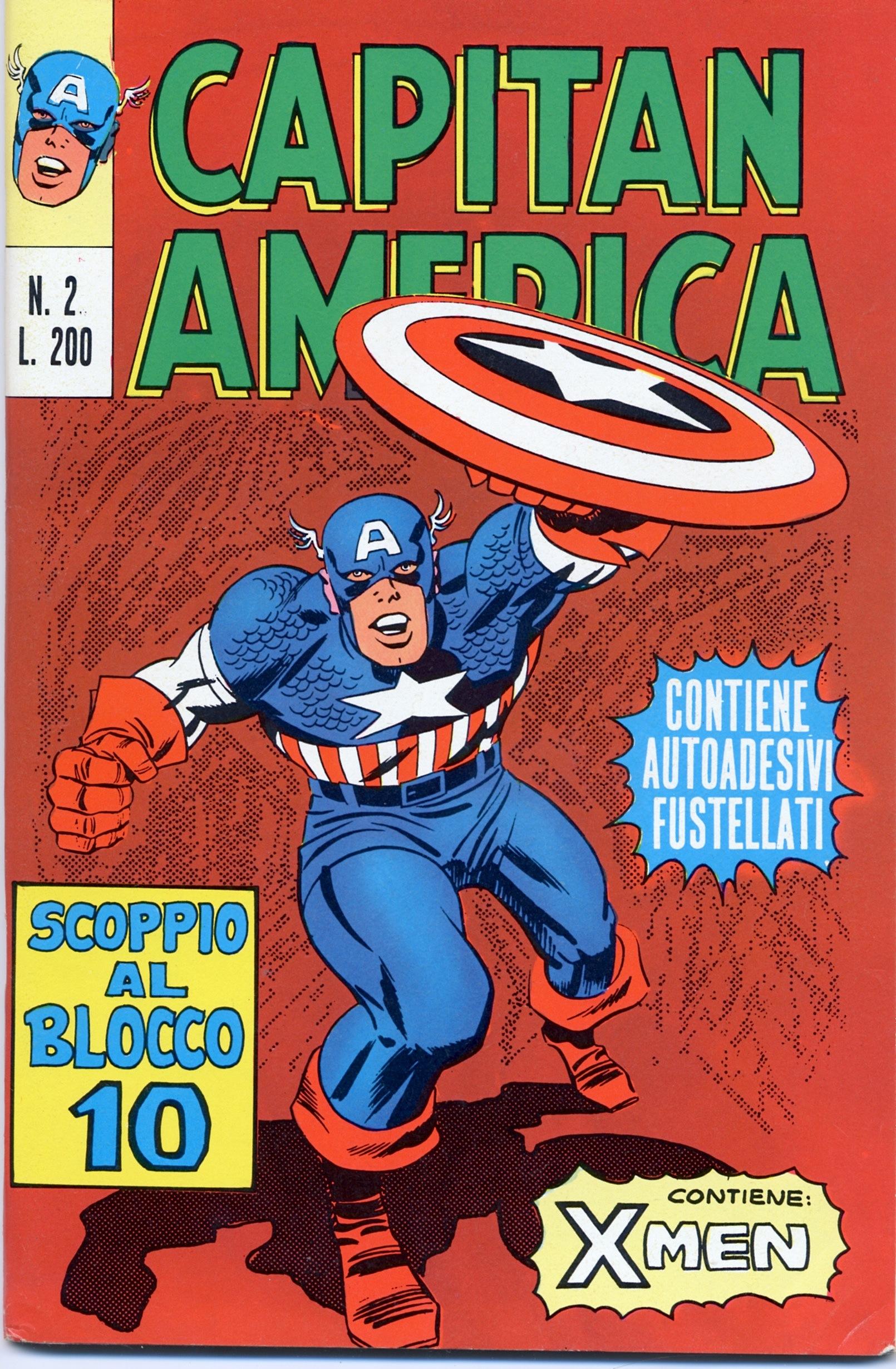 Capitan_America_numero_2_editoriale_corno_edicola