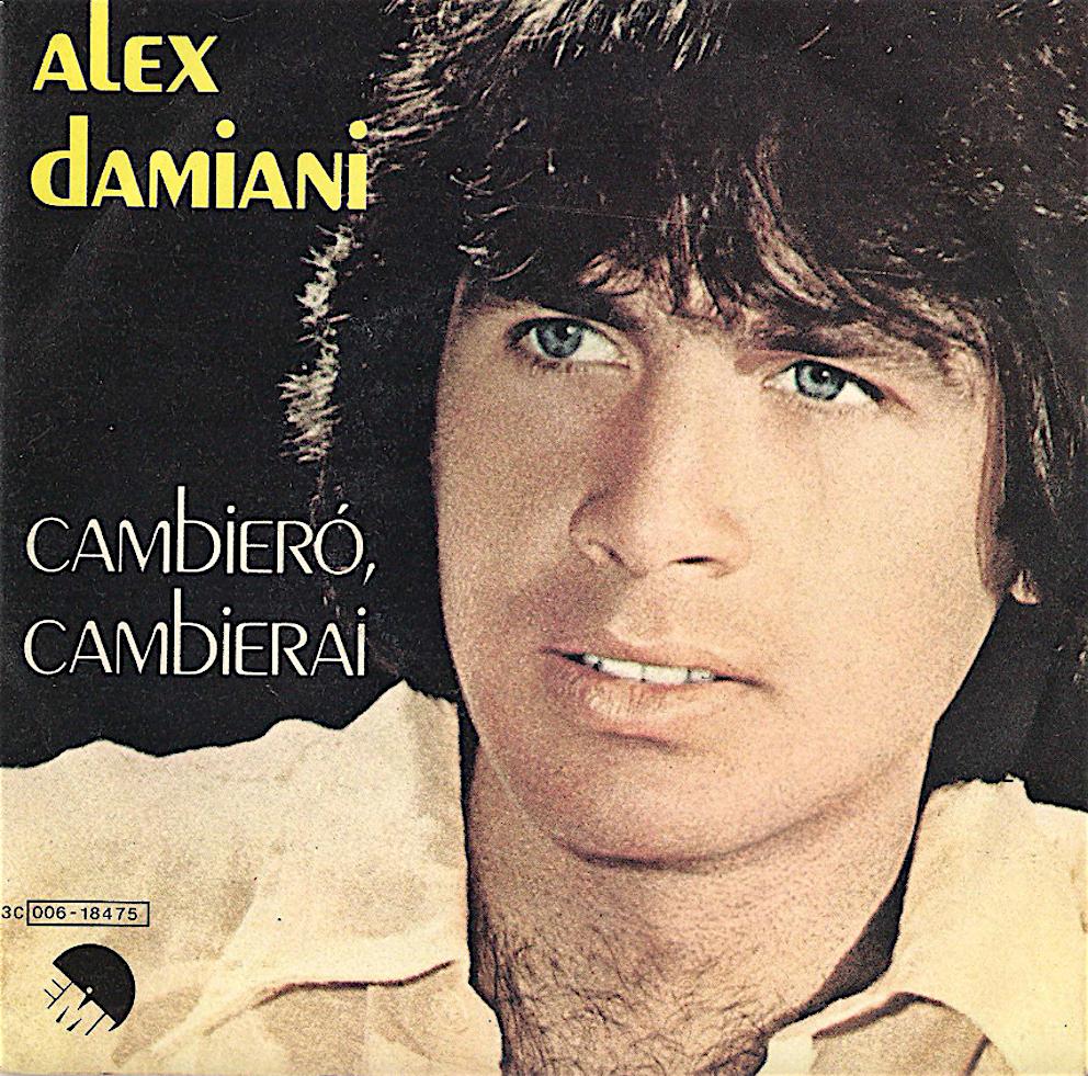 Alex Damiani Per Questo Amore - E Se Mi Va Se Mi Va