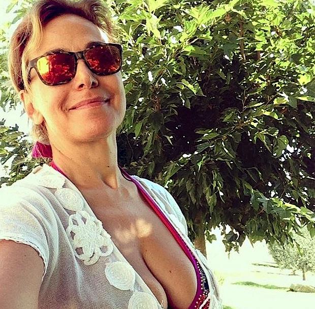 barbara_durso-senza-trucco-selfie