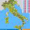 &nbsp;<center> Previsioni del tempo e Oroscopo del giorno 25 GIUGNO