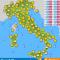 &nbsp;<center> Previsioni del tempo e Oroscopo del giorno 25 AGOSTO