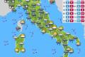 Previsioni del tempo - Oroscopo e Almanacco del giorno 12 FEBBRAIO