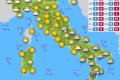 Previsioni del tempo - Oroscopo e Almanacco del giorno 04 MARZO