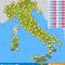 &nbsp;<center> Previsioni del tempo e Oroscopo del giorno 25 SETTEMBRE