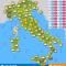 &nbsp;<center> Previsioni del tempo e Oroscopo del giorno 27 SETTEMBRE