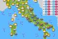 Previsioni del tempo e Oroscopo del giorno 08 NOVEMBRE