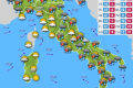 Previsioni del tempo e Oroscopo del giorno 25 NOVEMBRE