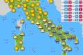 Previsioni del tempo - Oroscopo e Almanacco del giorno 18 MARZO