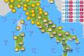 Previsioni del tempo - Oroscopo e Almanacco del giorno 24 MARZO