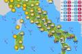 Previsioni del tempo - Oroscopo e Almanacco del giorno 25 APRILE