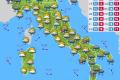 Previsioni del tempo - Oroscopo e Almanacco del giorno 01 MAGGIO