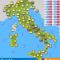 &nbsp;<center> Previsioni del tempo - Oroscopo del giorno 05 MAGGIO