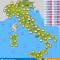 &nbsp;<center> Previsioni del tempo e Oroscopo del giorno 24 MAGGIO