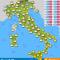 &nbsp;<center> Previsioni del tempo e Oroscopo del giorno 26 MAGGIO