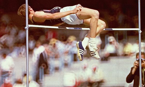 I grandi dello sport: DICK FOSBURY
