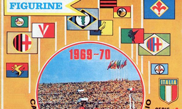 ALBUM FIGURINE CALCIATORI PANINI – Tutte le COPERTINE degli anni '60