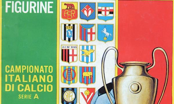 ALBUM FIGURINE CALCIATORI PANINI – Tutte le COPERTINE degli anni '70