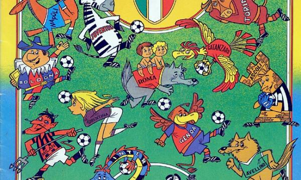 ALBUM FIGURINE CALCIATORI PANINI – Tutte le COPERTINE degli anni '80
