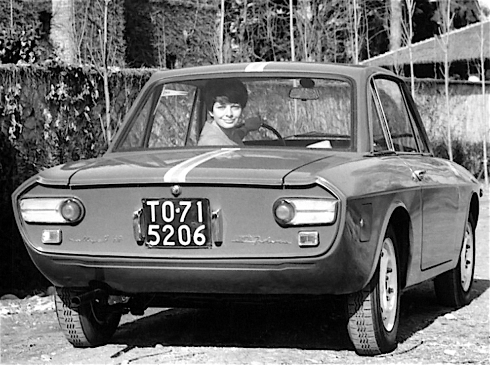 Lancia Fulvia Coupé Rallye 1.3 HF