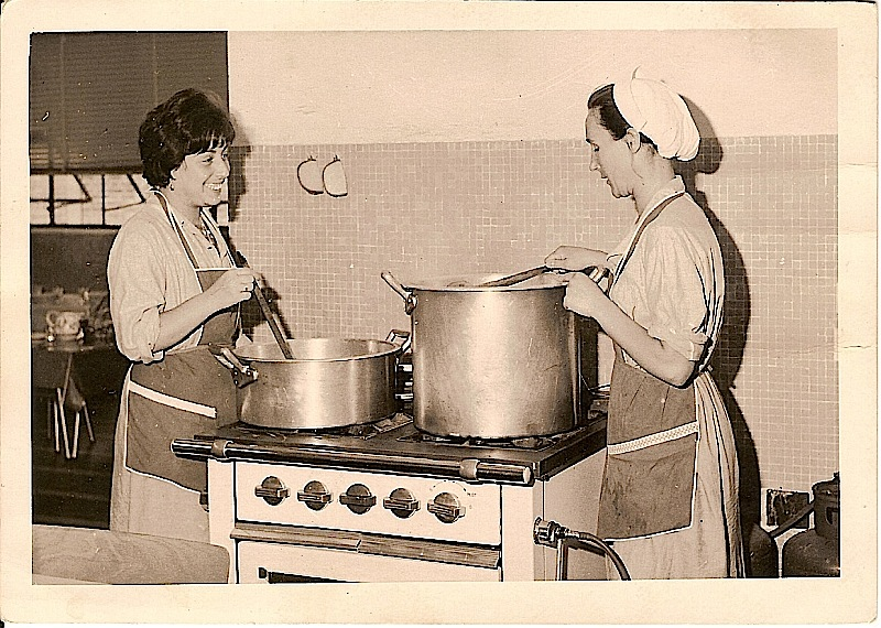 Cucina Economica del passato curiosità e bellissime FOTO