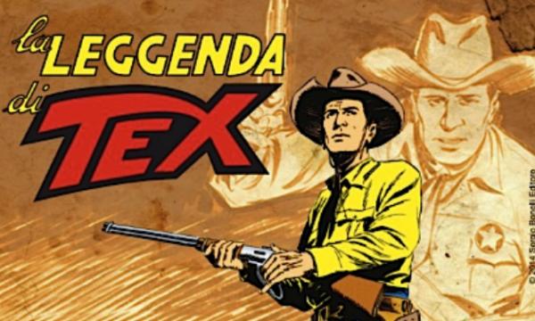 TEX WILLER il Re del fumetto – (dal 1948)