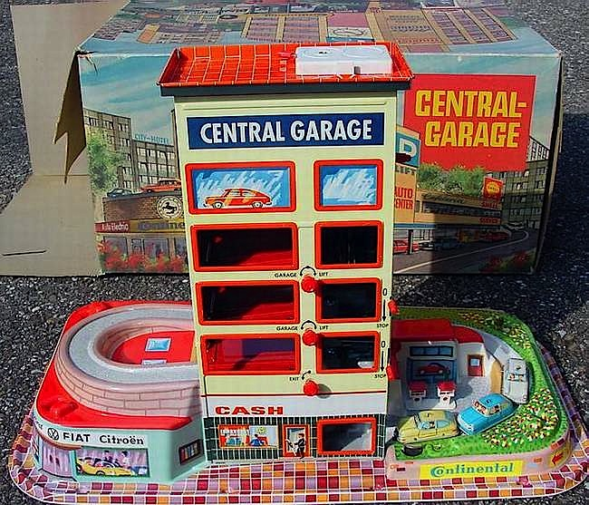 Central Garage del 1968