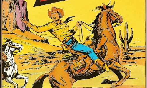 TEX WILLER il Re del fumetto – (dal 1948)
