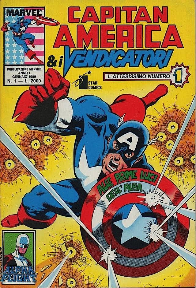 I-Vendicatori_su_star_comics_ capitan_america_n_1