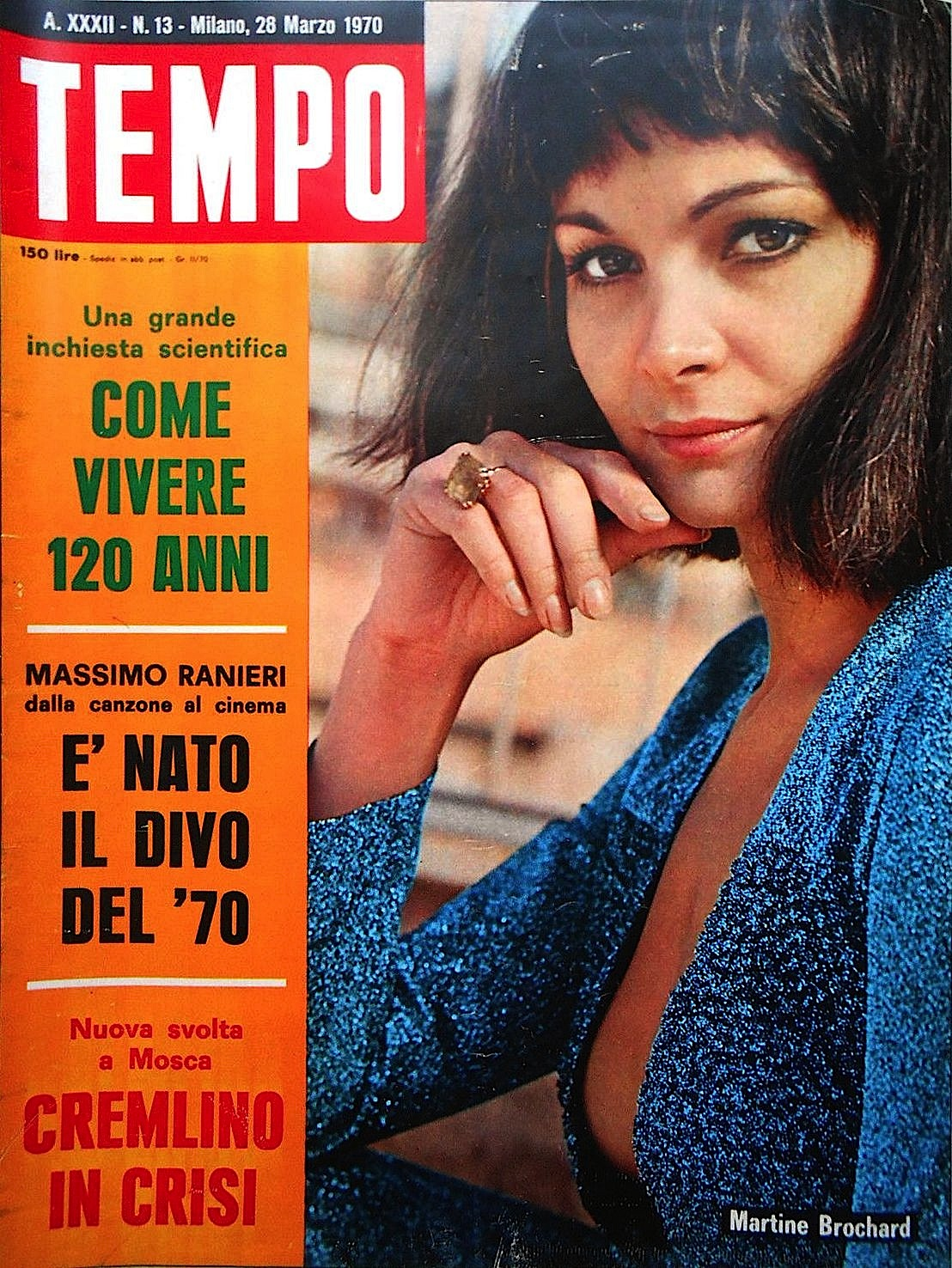 Martine_Brochard_coperrtina_il_tempo_1970