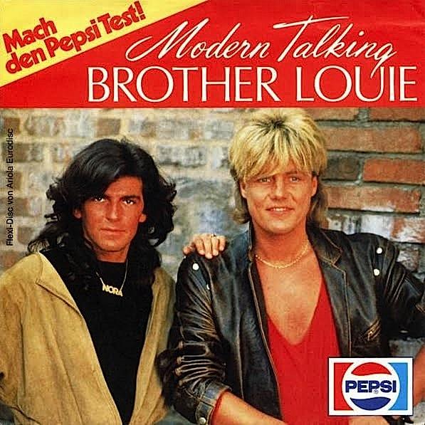 Modern Talking - Brother Louie_copertina