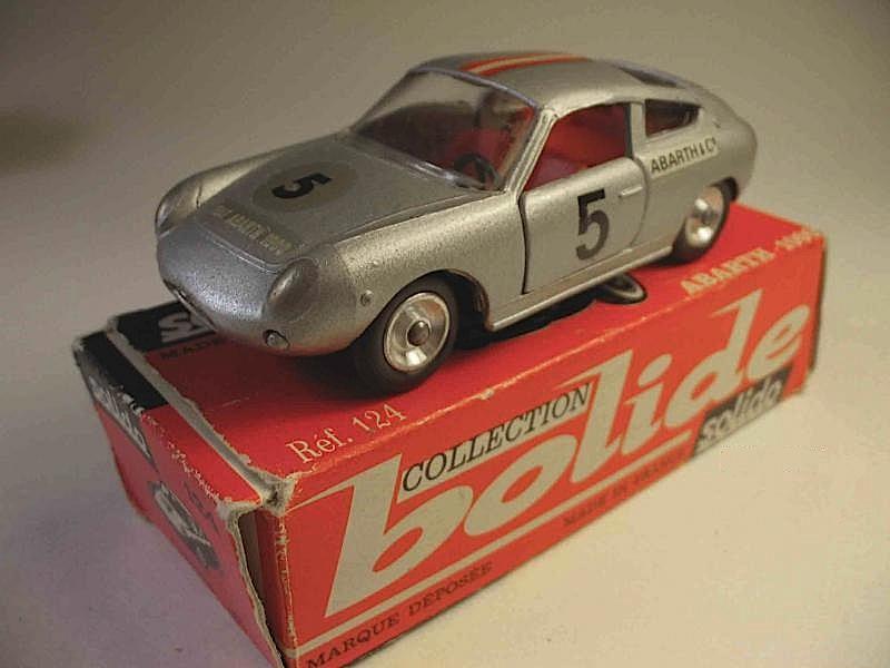 SOLIDO_Fiat _Abarth monomille anni-60_con scatola