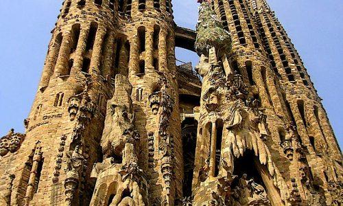 Misteri e Curiosità dal mondo – SAGRADA FAMILIA – (Barcellona)