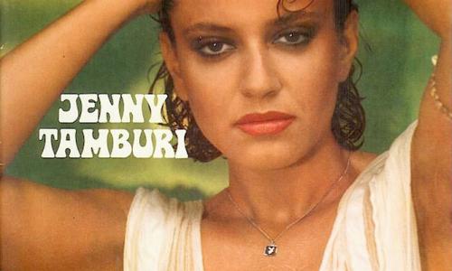 JENNY TAMBURI – (1952/2006) – Come era da giovanissima e Come prima di morire (?)