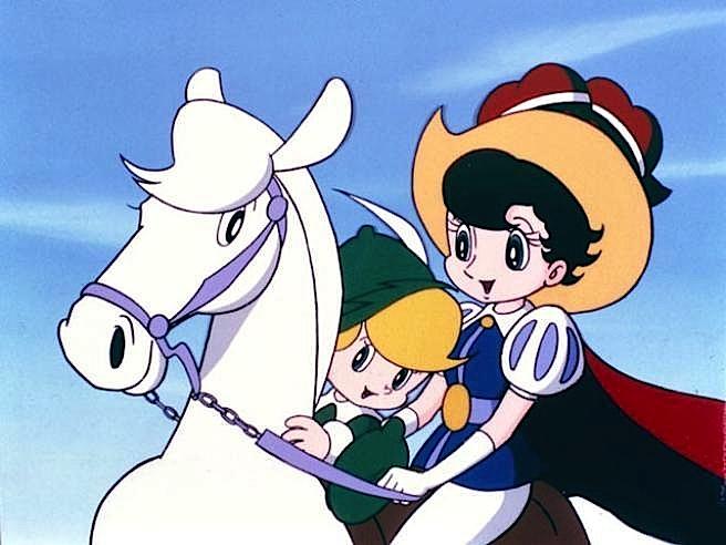 la_principessa_zaffiro_sapphire_anime