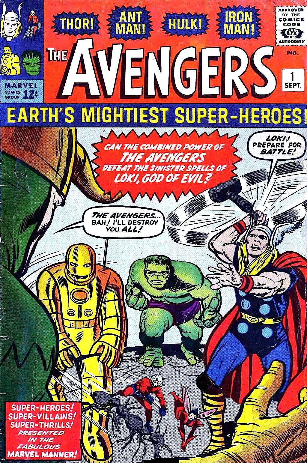 the_avengers_numero_1_1963