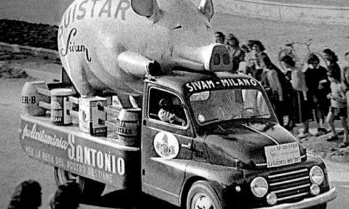 Mezzi pubblicitari italiani – (Anni '50 e '60 – Curiosità, Storia e Foto)