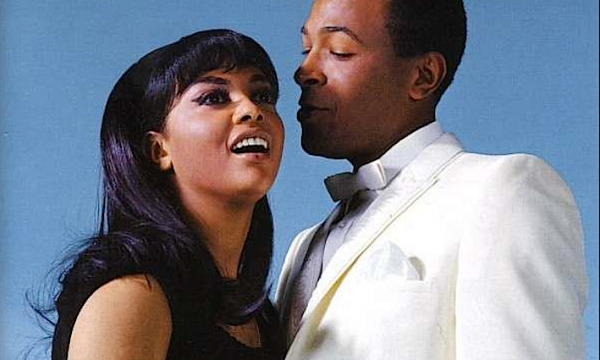 AINT' NO MOUNTAIN HIGH ENOUGH – Marvin Gaye & Tammi Terrell – (1967)