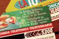 Oggetti del passato: SCHEDA TELEFONICA