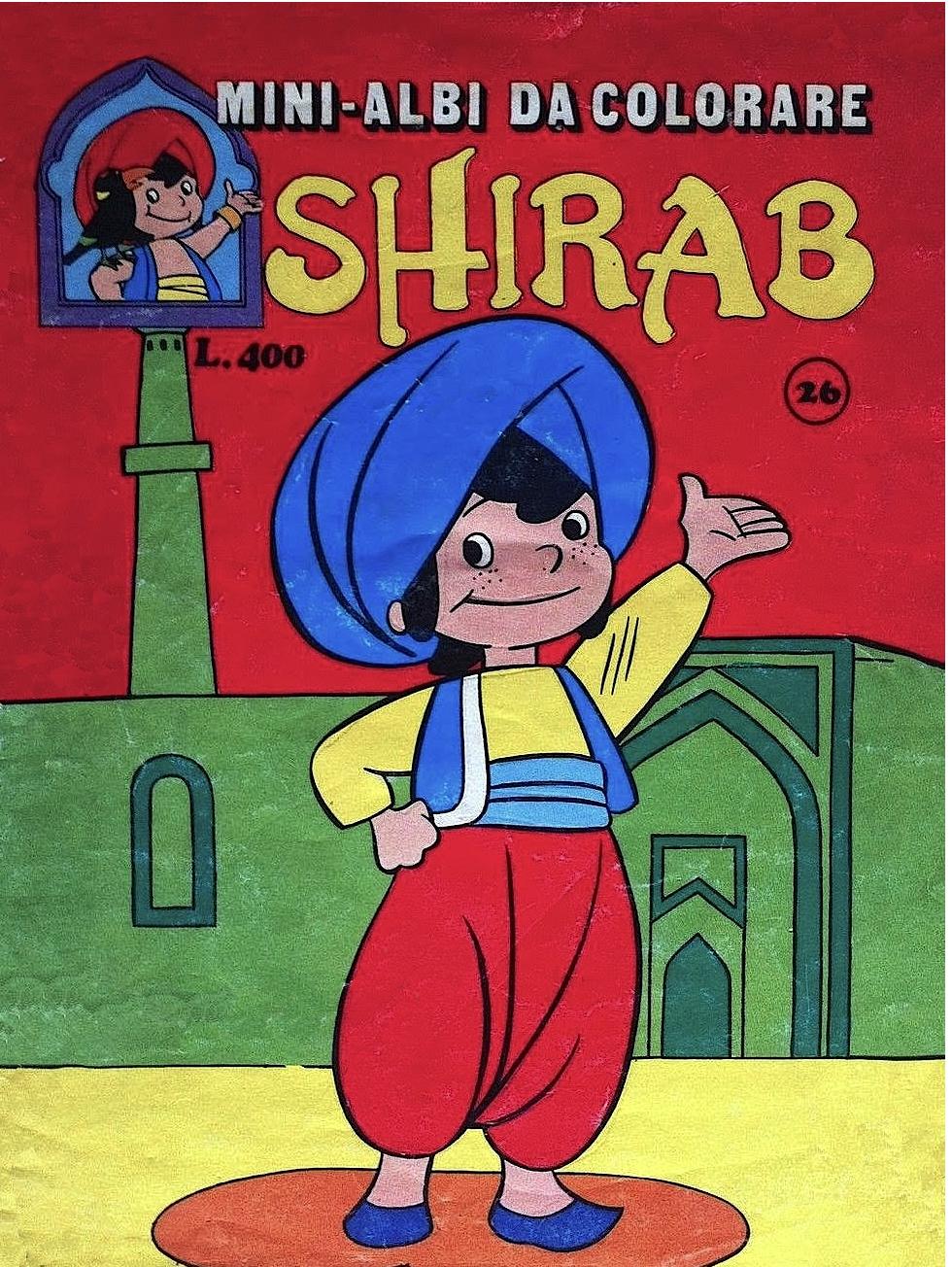 shirab_il_ragazzo_di_bagdad_album_originale